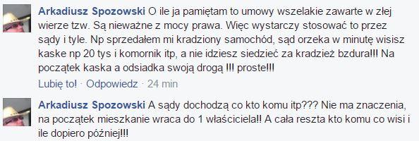 Arkadiusz Spozowski