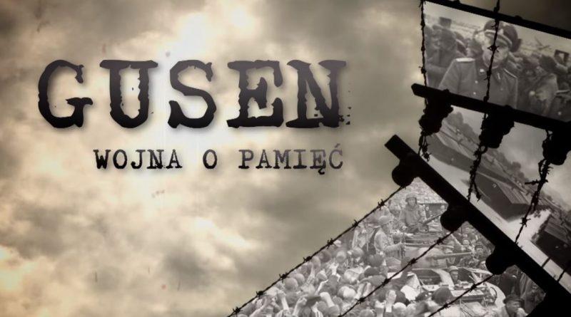 Gusen - wojna o pamięć - screen YouTube