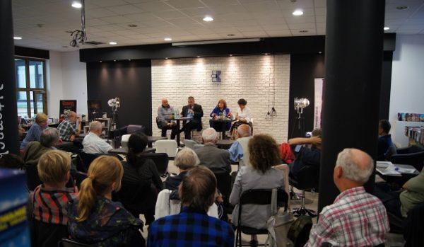 VI Debata z Debatą - Jaka Białoruś jest Polsce potrzebna?