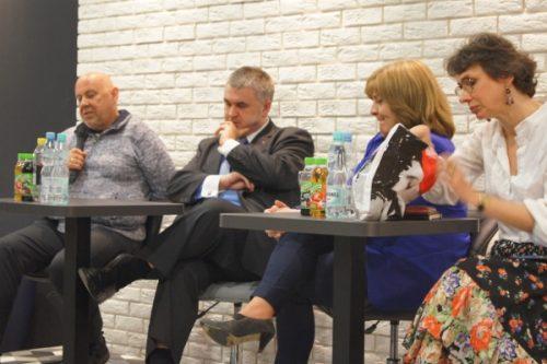 VI Debata z Debatą, fot. S. Olsztyn