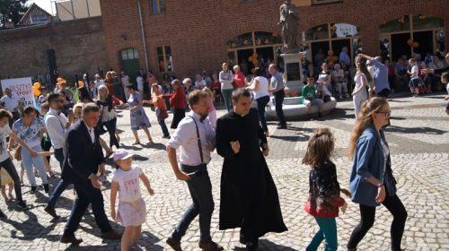 Festyn parafialny, Olsztyn, 11.06.2017 r., fot. Stanisław Olsztyn