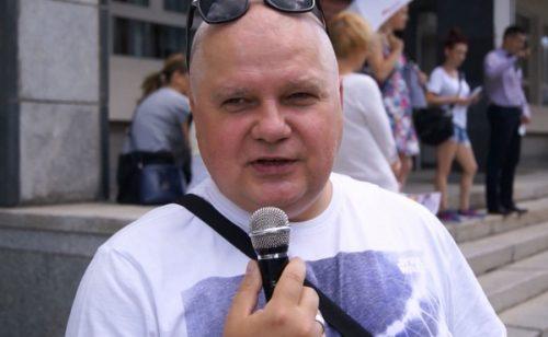 Krzysztof Olszewski kiedy umiera dziecko
