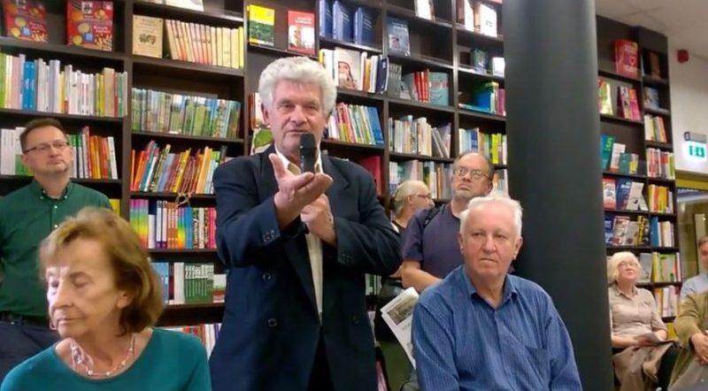 Stefan Ruchlewicz, Debata z Debatą, fot. S. Olsztyn