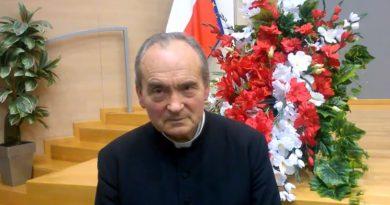 Ks. Stanisław Małkowski - Olsztyn 18.11.17 r. - fot. Stanisław Olsztyn
