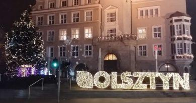 Szopka Noworoczna w Olsztynie - fot. S. Olsztyn