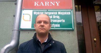 Norbert Kamiński - Olsztyn, 12.02.18 r. - fot. S. Olsztyn