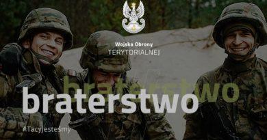 Ruszyła strona internetowa Terytorialsów