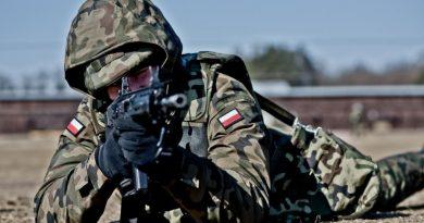 Terytorialsi strzelali z GROT-ów w Morągu