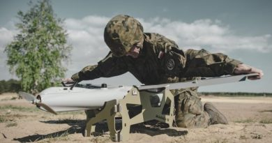 Pierwsi operatorzy dronów uderzeniowych