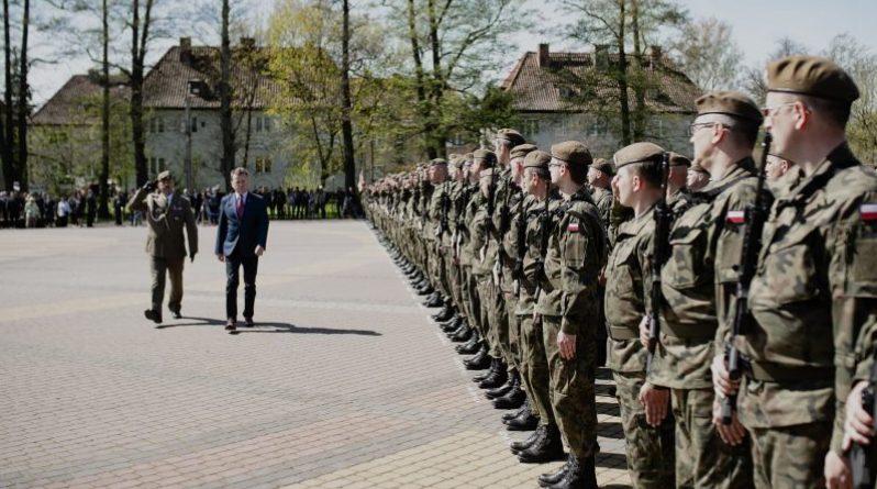 Ja żołnierz Wojska Polskiego