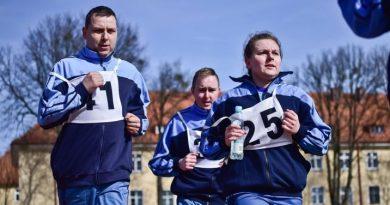 Mistrzostwa Terytorialsów w biegach przełajowych