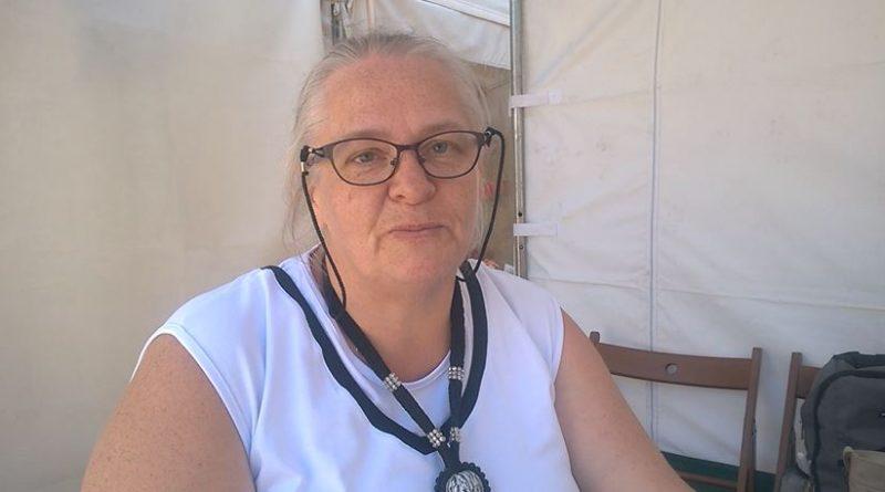 Jesteśmy razem - Iwona Skrodzka - Olsztyn, 12.05.18 r., fot. Stanisław Olsztyn