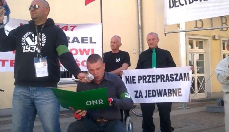 Prawda Was wyzwoli - Olsztyn, 12.05.18 r. - fot. Stanisław Olsztyn