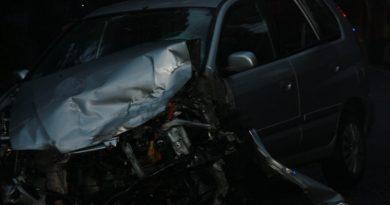 Trękusek - wypadek drogowy - fot. A. Adamowicz (2)