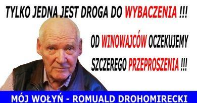 Mój Wołyń - Romuald Drohomirecki - 2018