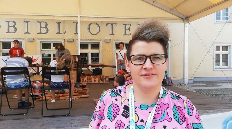 Warsztaty muzyczne - Monika Rodak - 20.07.18 r. - fot. S. Olsztyn