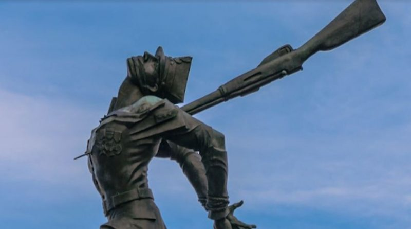 Jersey City - Makabryczny pomnik