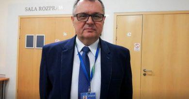 Z wyroku jestem zadowolony! Andrzej Adamowicz - 15.10.18 r. - fot. S. Olsztyn