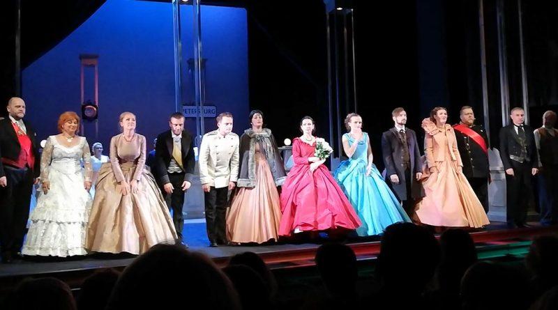 Anna Karenina - Teatr Jaracza - 03.10.18 r.