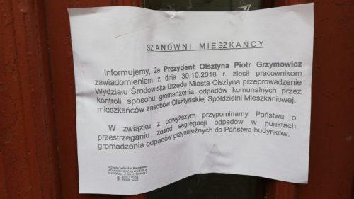 Ogłoszenie OSM - Mrongowiusza 4