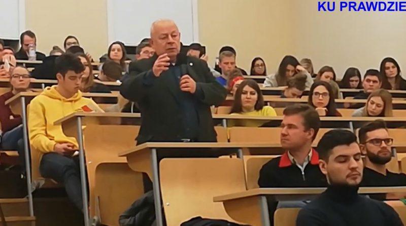 Wszystko czyli nic - Adam Kowalczyk - 06.12.18 r. - fot. Stanisław Olsztyn