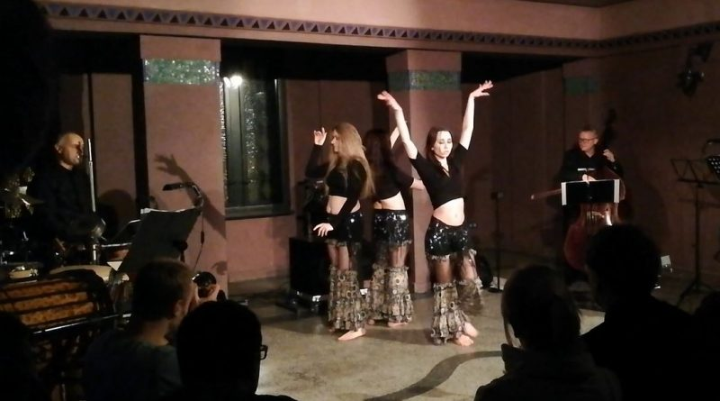 Zonia - Spektakl sonokinetyczny