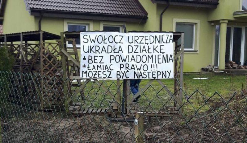 11.02.2019 - Swołocz urzędnicza - fot. Ku Prawdzie