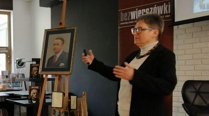 Maria Giedz w Olsztynie 23.02.2019 - fot. Stanisław Olsztyn