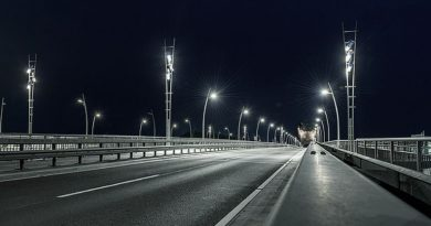 Program Sowa - oświetlenie zewnętrzne - fot. NFOŚiGW
