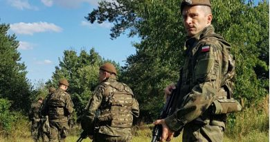 Człowiek musi być silny Krzysztof Cilulko - Zły porucznik