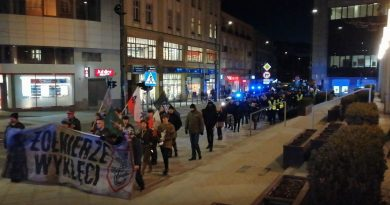 VI Marsz Ku Pamięci Żołnierzy Wyklętych - Olsztyn 2019 - fot. Stanisław Olsztyn