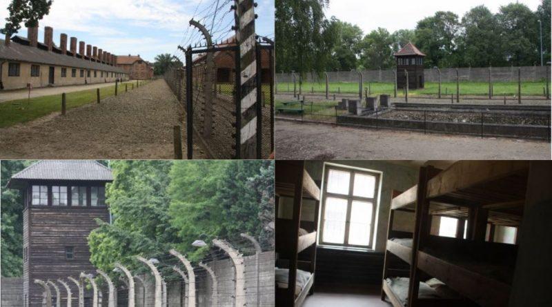 Obóz koncentracyjny - patriotyzm to nie nacjonalizm