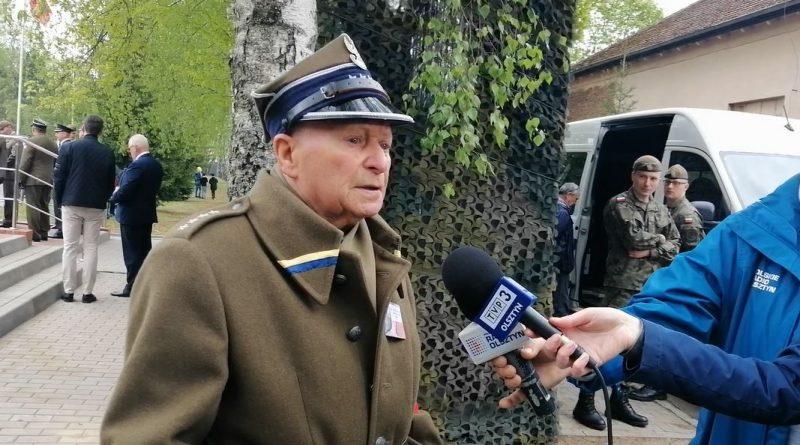 Kpt. Jerzy Widejko - 12.05.2019 - fot. Stanisław Olsztyn