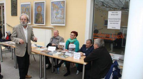Majówka z książką 2019 - fot. Andrzej Adamowicz