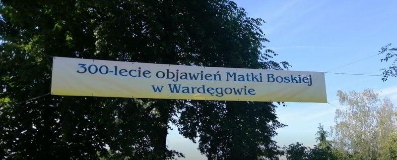 Wardęgowo - 300-lecie objawień Matki Boskiej - 09.06.2019 - fot. Stanisław Olsztyn