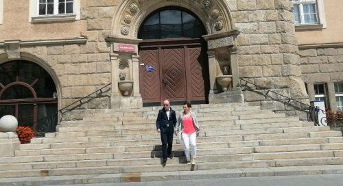 Daniel i Justyna - 14.07.2019 - fot. Stanisław Olsztyn