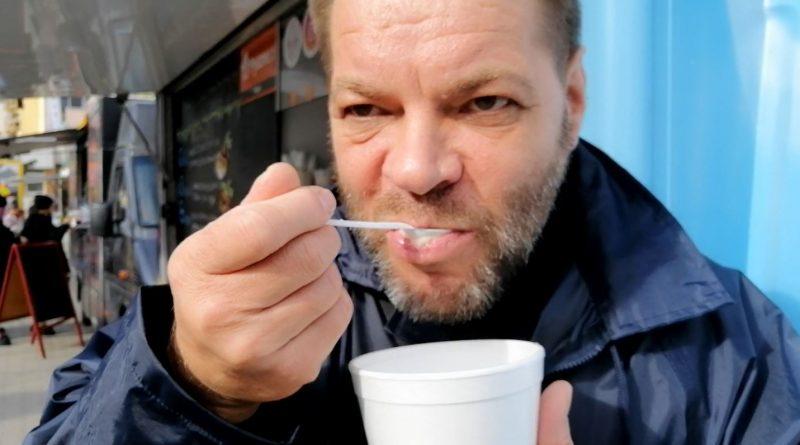Wielka Szama w Olsztynie - Polecam zupę olsztyńską