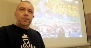 Cezary Porycki - Czarnobyl - Strefa Wykluczenia
