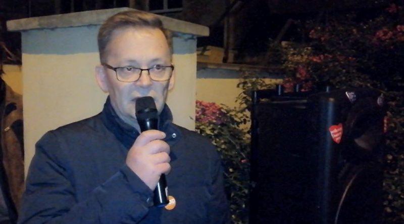 Jerzy Wądołowski - Olsztyn 09.11.2019 - fot. S. Olsztyn