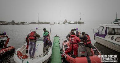 Ratownik wodny - szkolenie - fot. DWOT