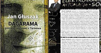 Jan Głuszak Dagarama - okładka