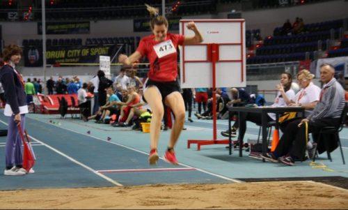 Katarzyna Leśniowska- skok w dal