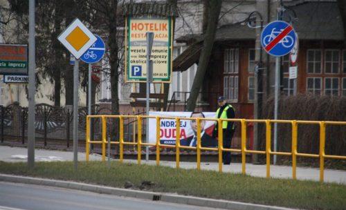 Prezydent Andrzej Duda w Szczytnie - fot. A. Adamowicz