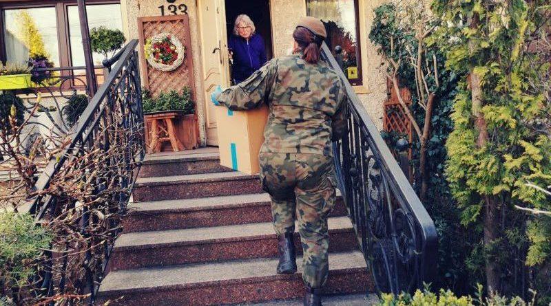 terytorialsi święta spędzą w mundurze