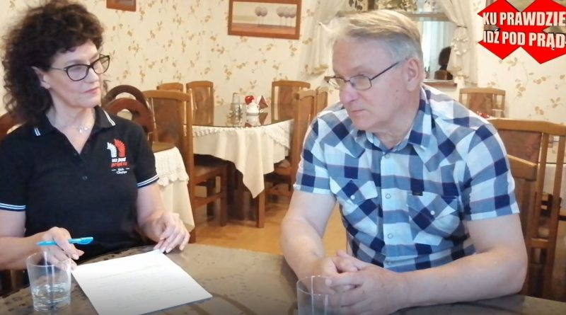 Pomniki fałszują historię - Grażyna Bryk vs Wojciech Kozioł - Olsztyn - 23.06.2020