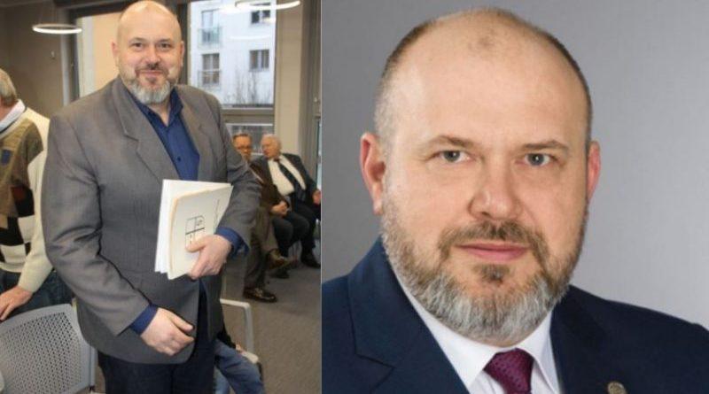 Jarosław Dobkowski - Kandydat na Rektora UWM