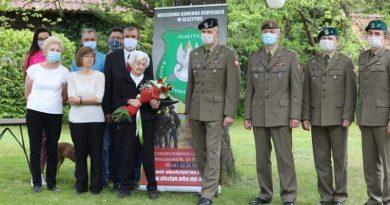 Kombatanci Armii Krajowej mianowani na wyższe stopnie - Irena Tyman