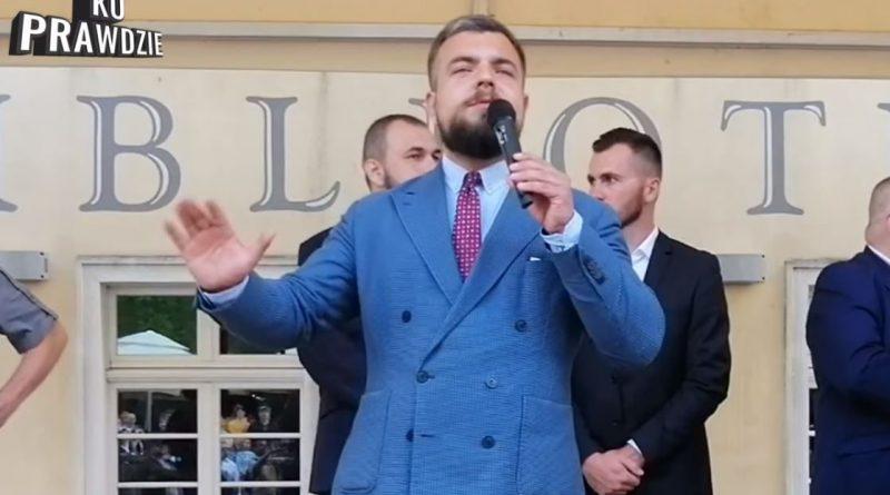 Michał Urbaniak w Olsztynie