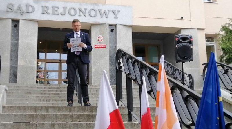 Paweł Juszczyszyn - Sędzia nie może bać się polityków