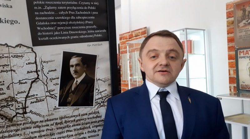 Piotr Łach - W setną rocznicę plebiscytu - Biskupiec - 25.06.2020